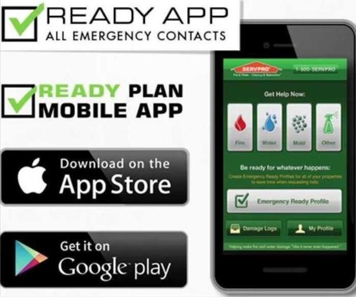 Ready App on IOS and Android Devices